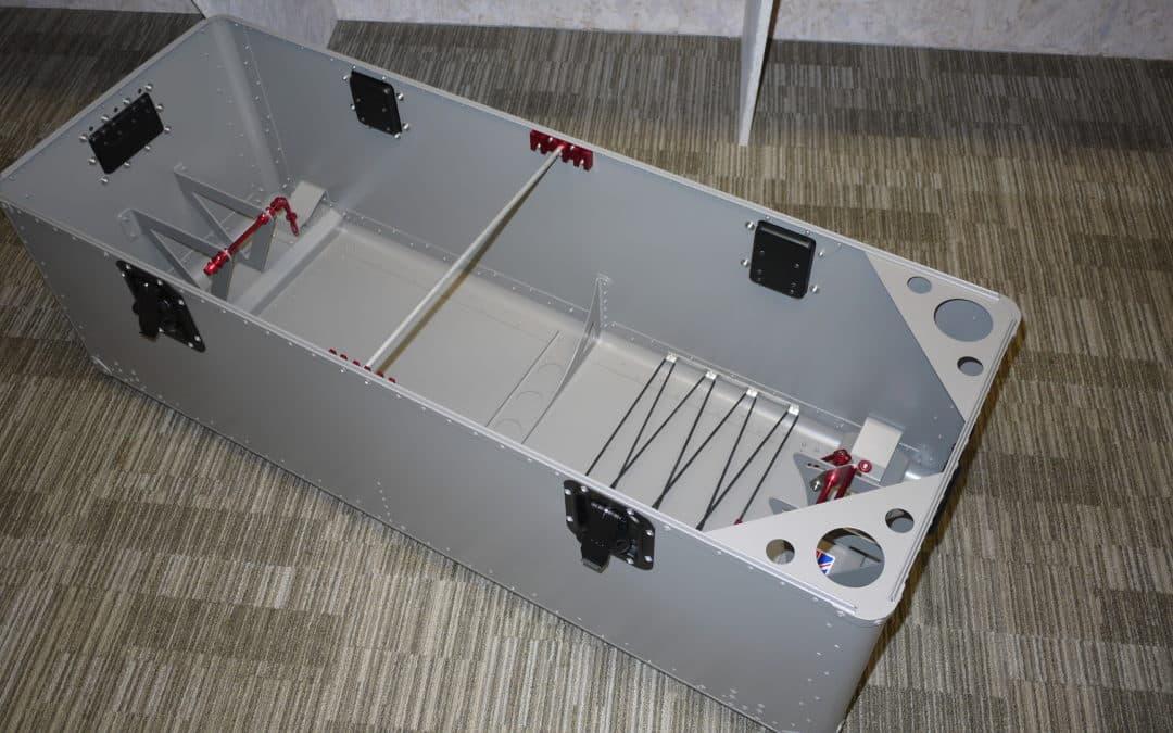 Custom TT bike box